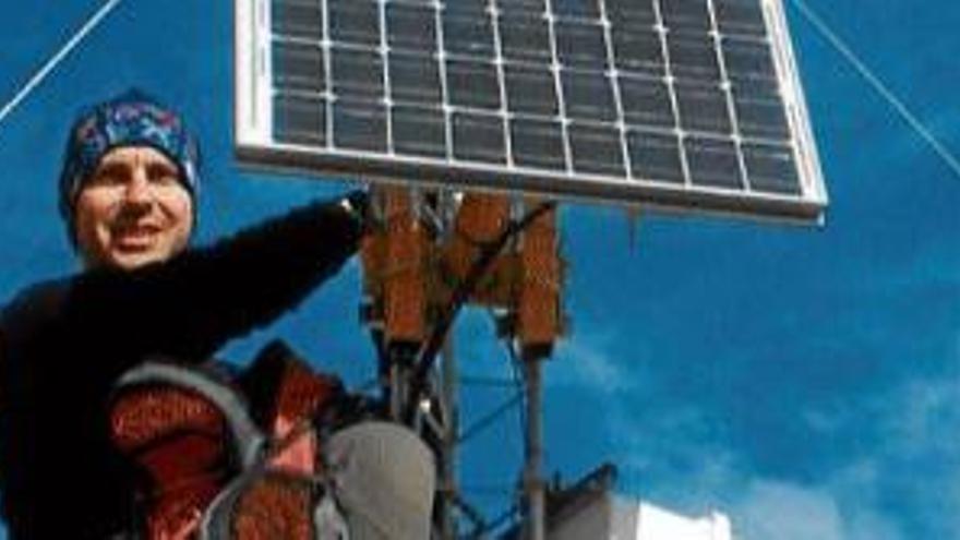 """César Azorín: """"El aumento de la velocidad del viento es una gran noticia en la apuesta por la energía eólica"""""""