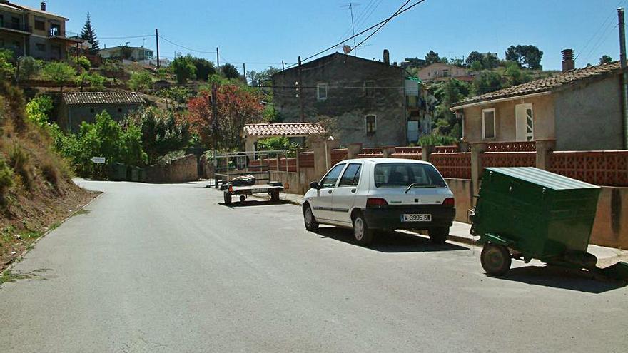 Castellbell vol protegir l'antic camí del Cremallera