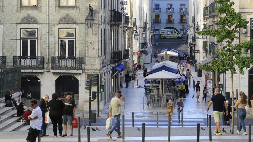 Portugal suma otros 1.480 casos y registra su mayor ocupación hospitalaria desde febrero