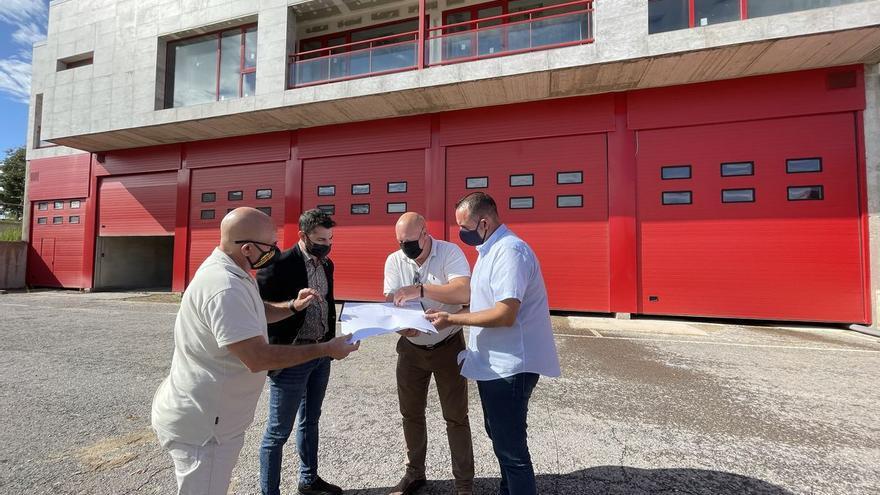Diputación fija para 2022 la apertura del parque de Protección Civil en l'Alcora