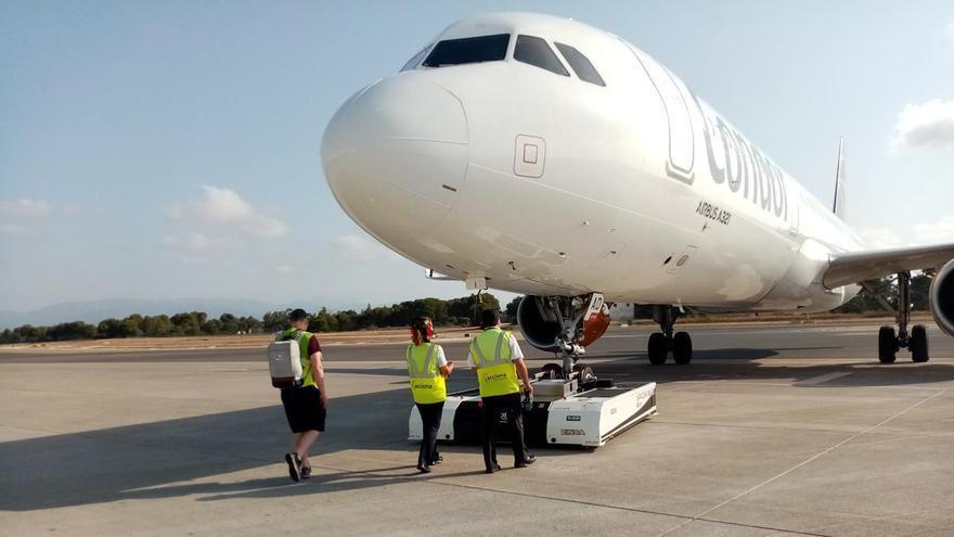 Flieger am Flughafen Mallorca werden jetzt ferngesteuert