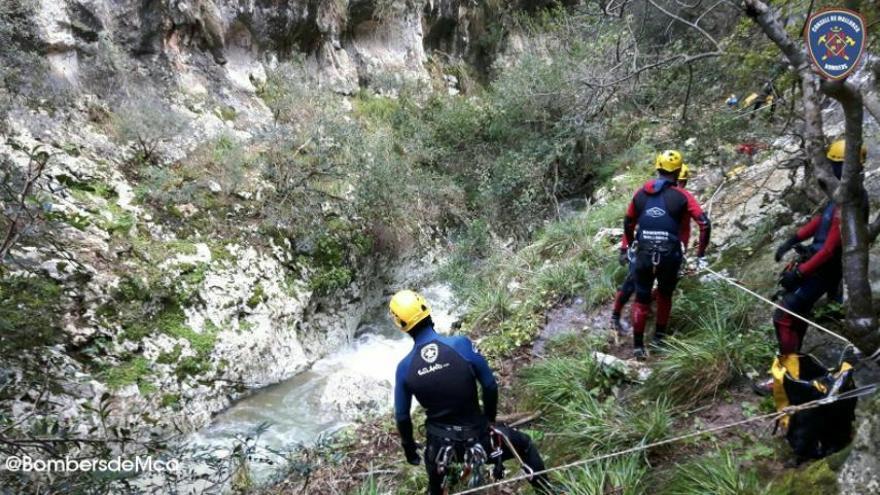 47-Jährige ertrinkt beim Canyoning auf Mallorca