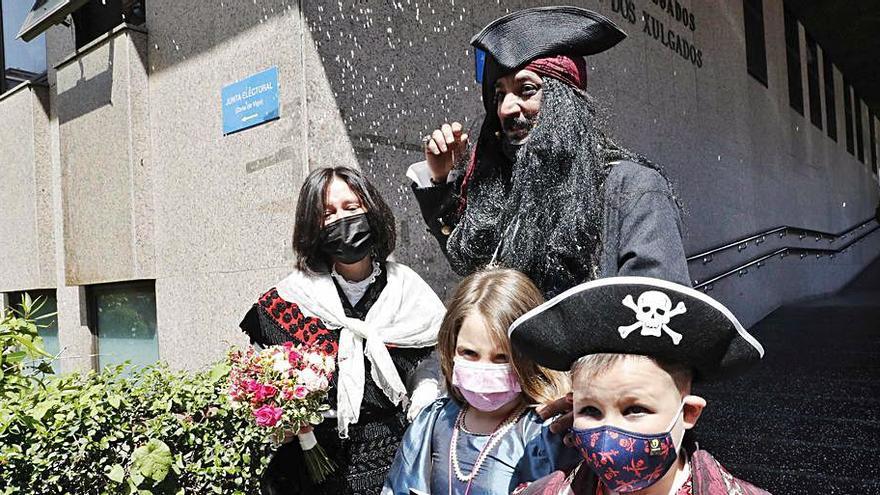 Y al final Jack Sparrow se casó