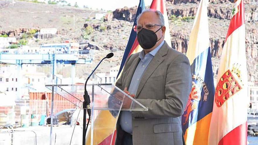 El proyecto del puerto de Playa Santiago arranca tras una década de espera