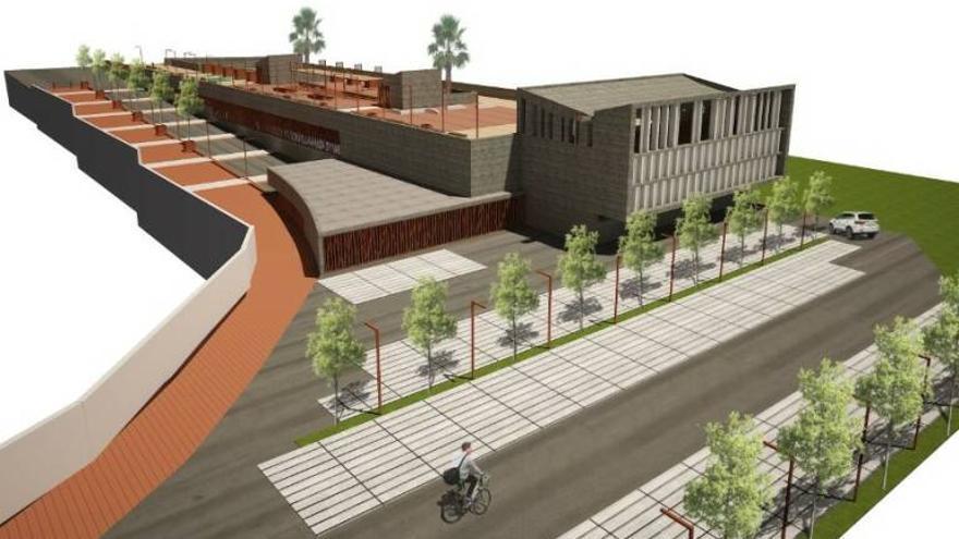 Quart amplía la oferta de aparcamiento con Balcón del Turia