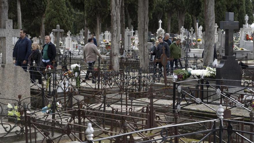 El cementerio de San Atilano se amplía por tercera vez en tres años