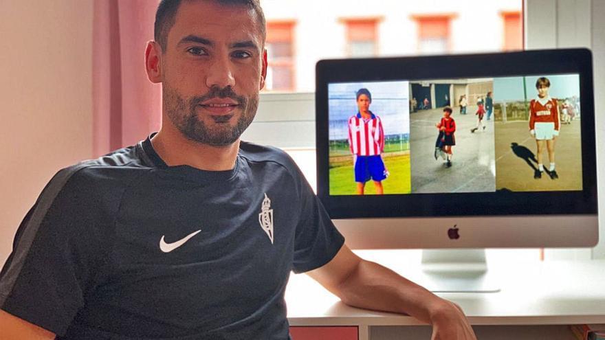 Los dos años mágicos de Noel Alonso: debut con Sporting y Celta