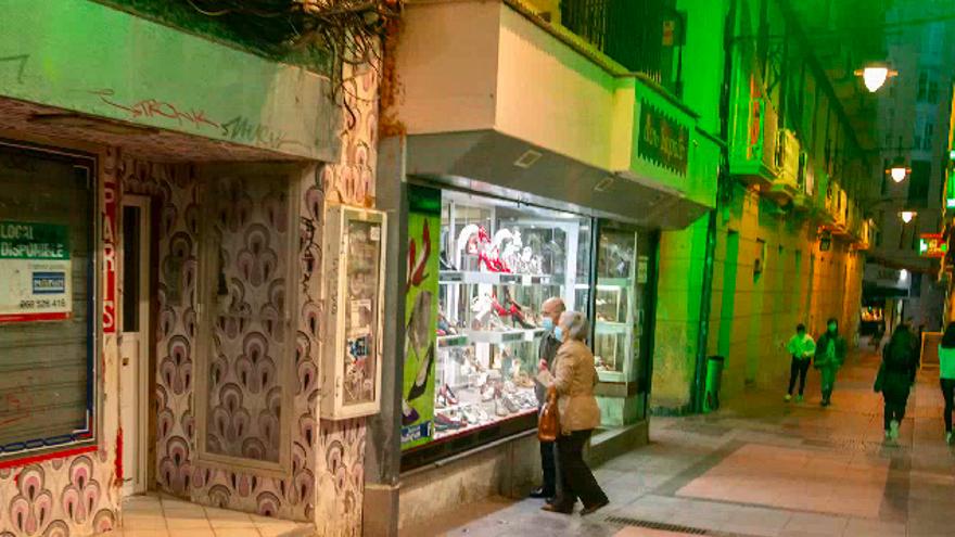 Don Zapato echa el cierre tras 40 años en Cartagena