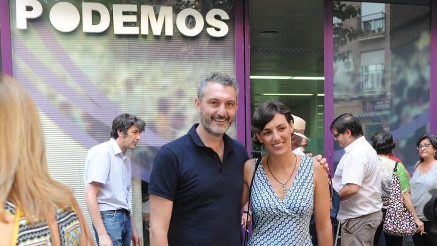 Sánchez deja la direción de Podemos 15 meses después de perder ante Urralburu