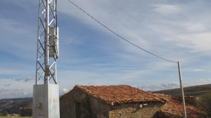La DGA invierte 1,3 millones en las infraestructuras de Teruel