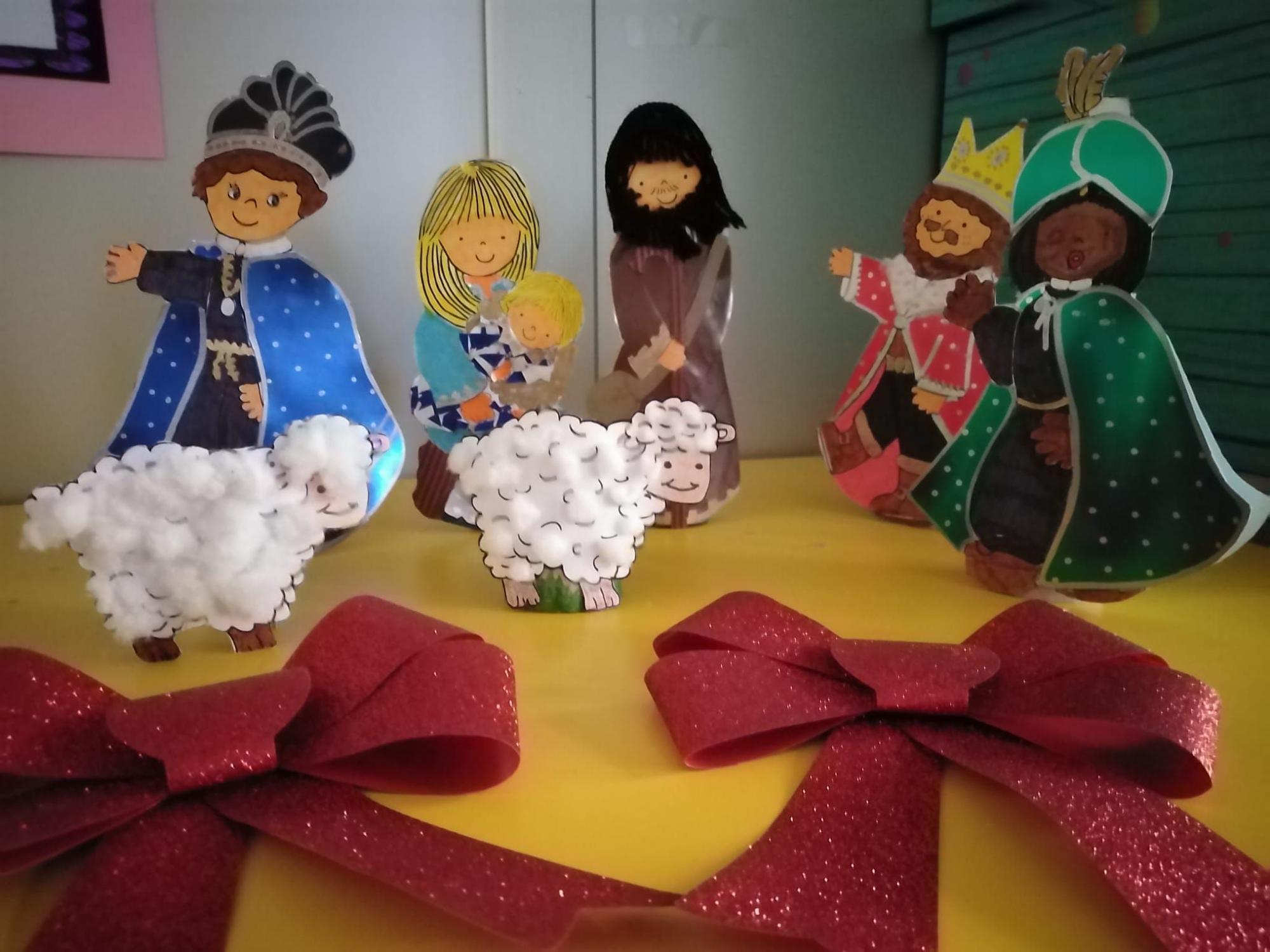 Los colegios de Zamora celebran la Navidad