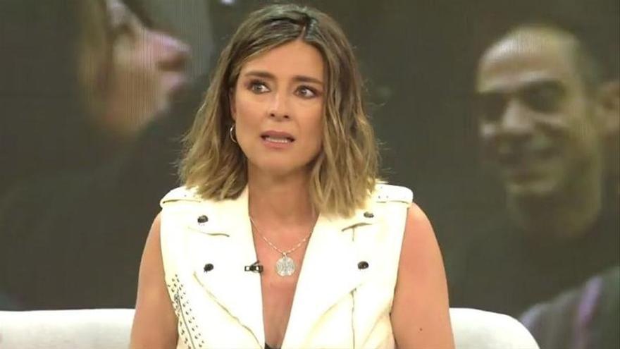 """Sandra Barneda recuerda su bronca con José Luis Moreno: """"Me repitió que me iba a cortar el cuello"""""""