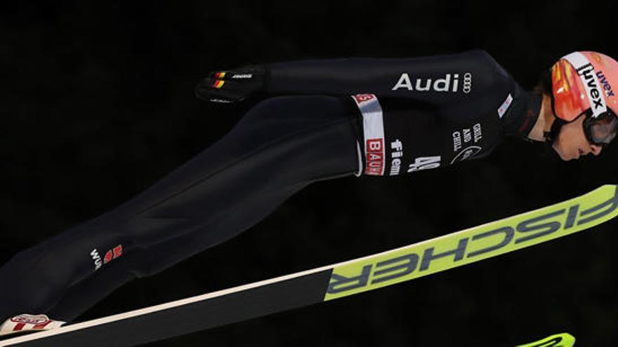 Geiger, nuevo líder de la Copa del Mundo al ganar en Val di Fiemme
