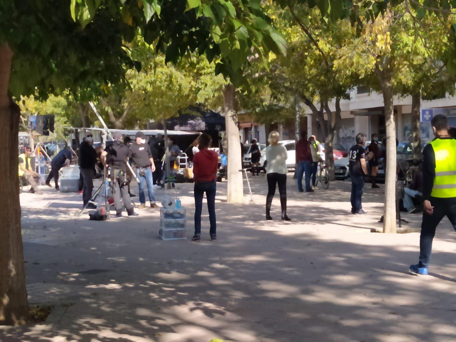 Arranca en Palma el rodaje de 'Pan de limón con semillas de amapola'