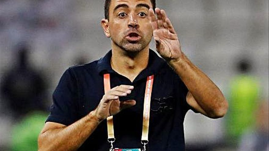 Xavi: «Era massa aviat per acceptar l'oferta del Barça»