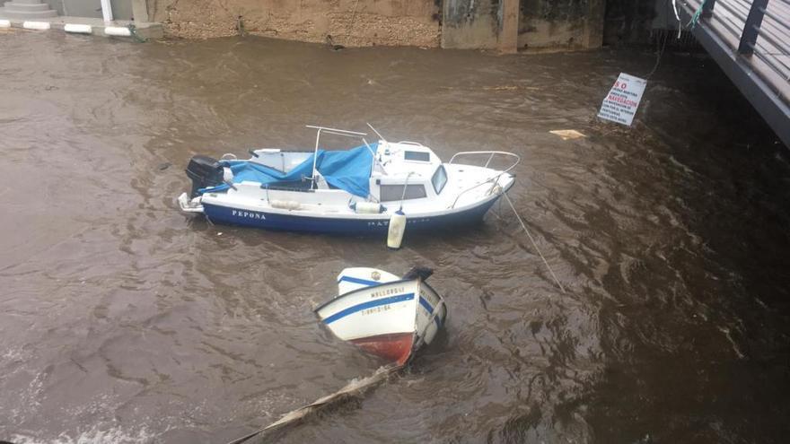 La angustiosa espera de Gandia Náutica ya suma 22 barcas perdidas