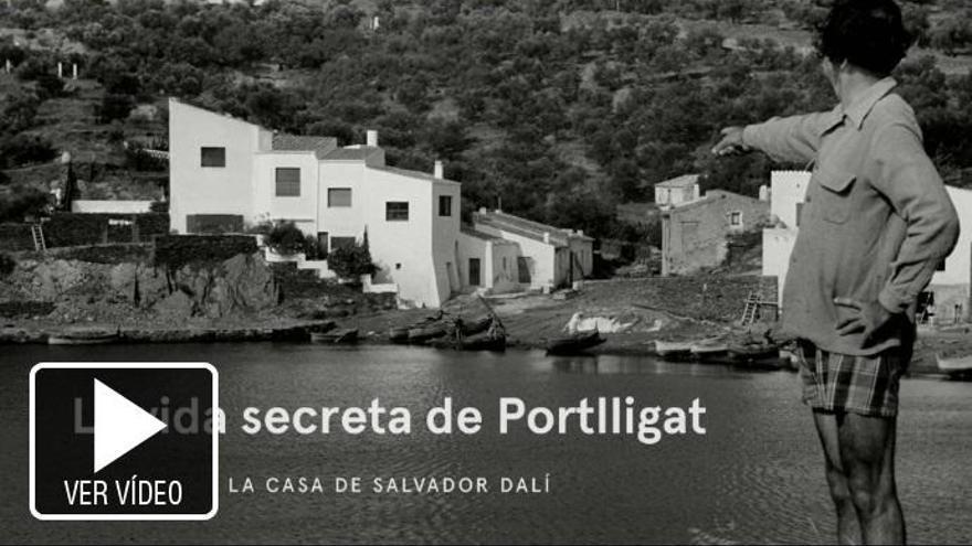 La vida secreta de Portlligat. La casa de Salvador Dalí es presenta a Croàcia
