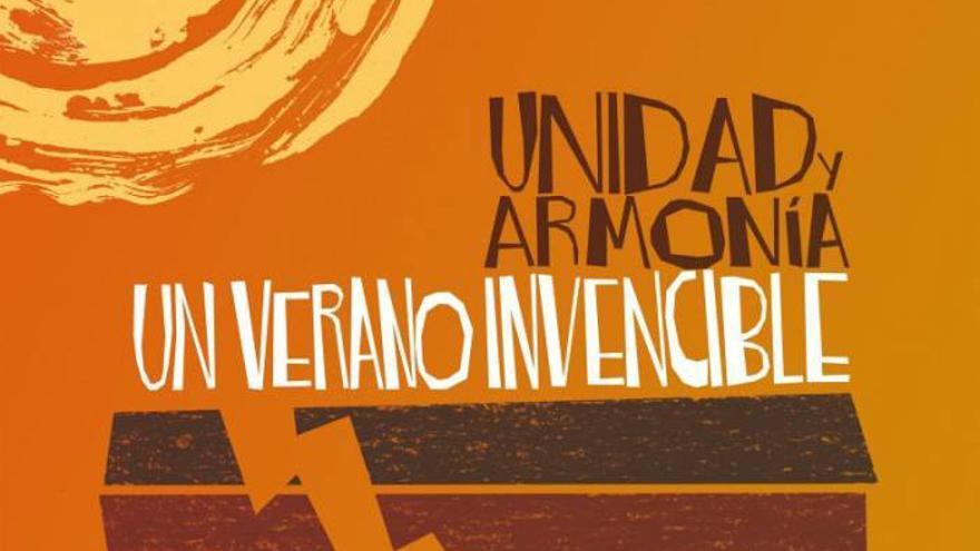 Un verano invencible de Unidad y Armonía