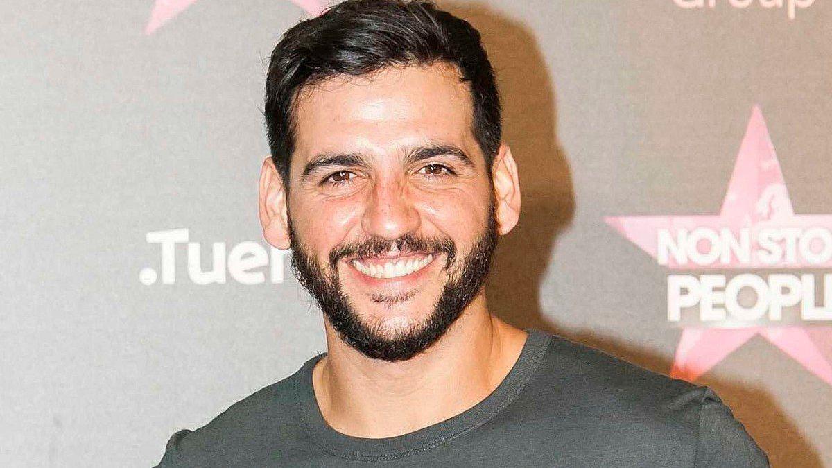 El cantante y actor malagueño Fran Perea