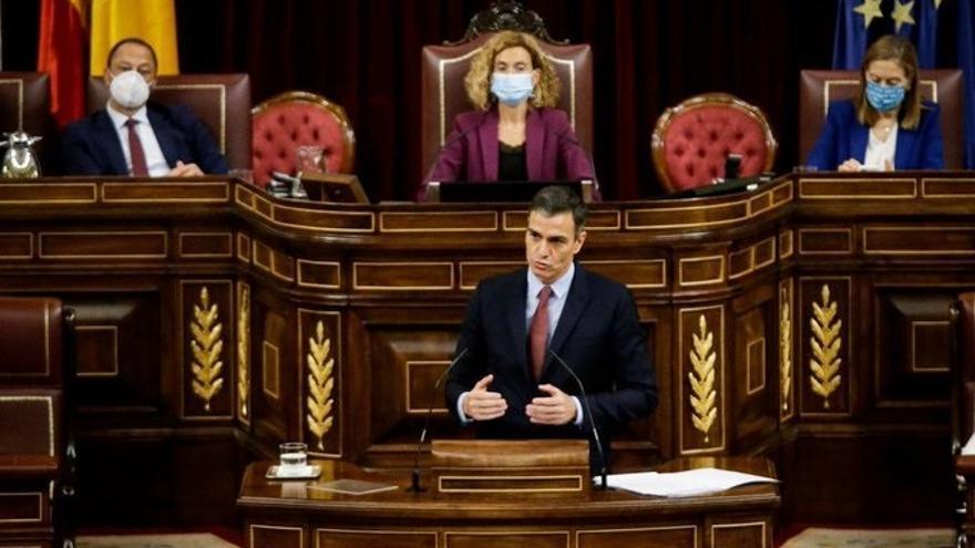 Sánchez no convocará el debate del estado de la nación antes de agosto
