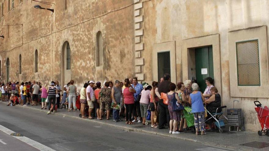 Palma, tercera ciudad donde más crece la desigualdad