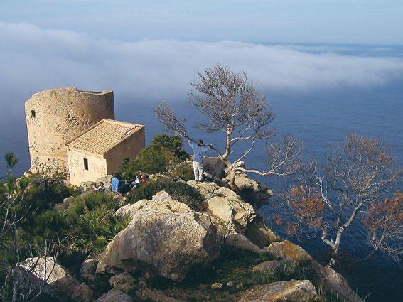 Leuchtfeuer Wachtürme Mallorca