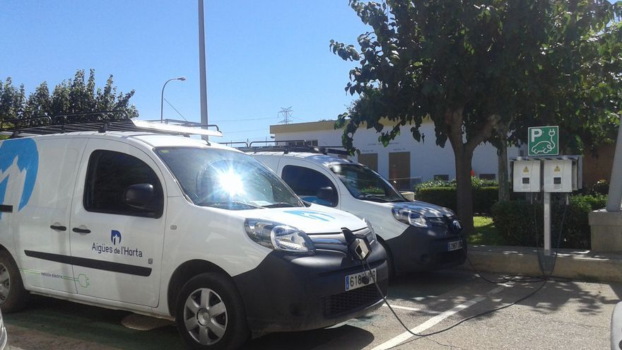 Aigües de l'Horta reduce un 26 % su huella de carbono en los últimos años gracias al descenso en emisiones de combustibles y de electricidad