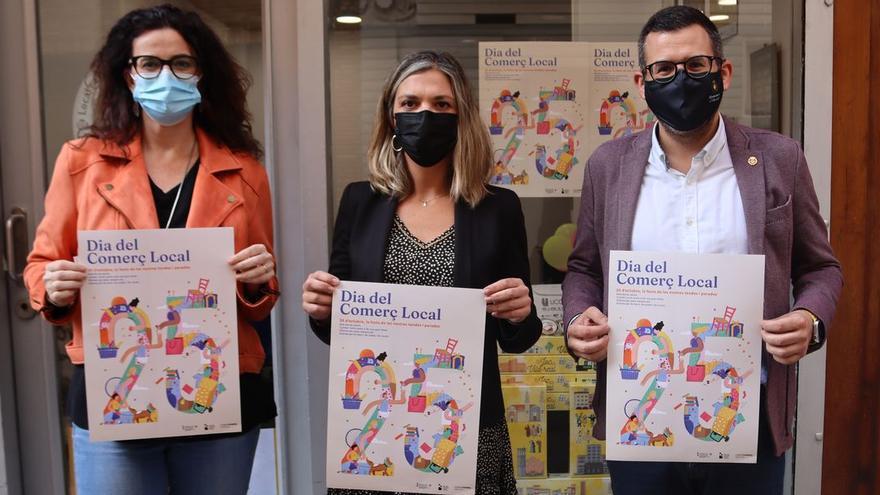 Vila-real impulsará el consumo de proximidad en el Dia del Comerç