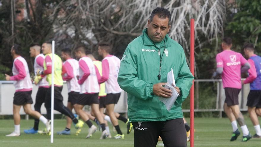 """Germán Crespo: """"Lo que quiero es ganar los tres puntos sí o sí"""""""