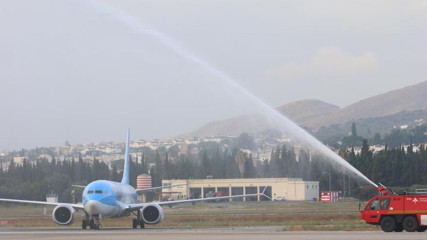 Un avión de TUI llevará el nombre de Costa del Sol