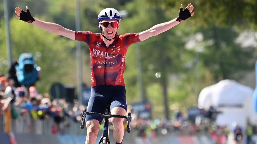 Ganador etapa 17 Giro de Italia 2021: Dan Martin