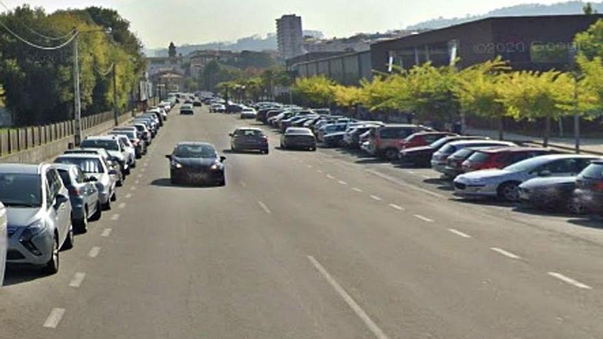 La Xunta da luz verde a la reforma de la avenida de O Carregal, que incluye la ampliación de aceras y carril bici