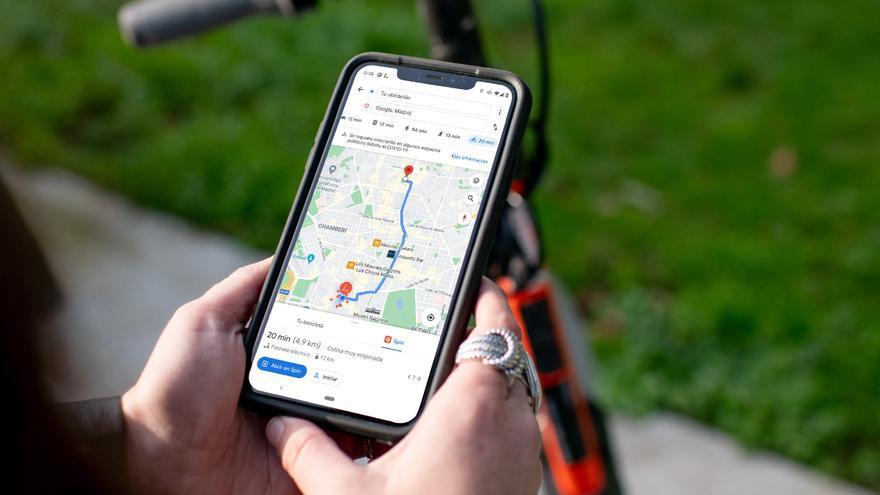 Modo de conducción en Google Maps: cómo activarlo y qué ofrece