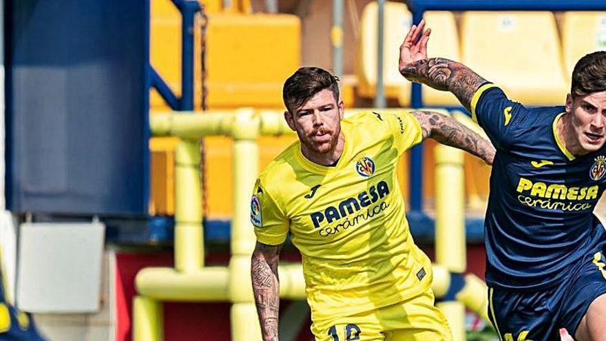 Alberto Moreno vuelve tras seis meses de lesión