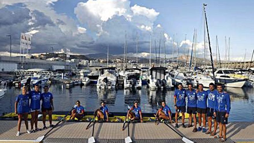 El Real Club Mediterráneo se cita con el Mundial de Beach Sprint en Portugal