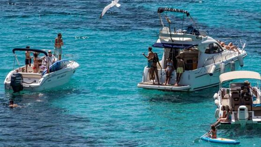 El alquiler de embarcaciones de recreo cuelga el cartel de completo en Castellón