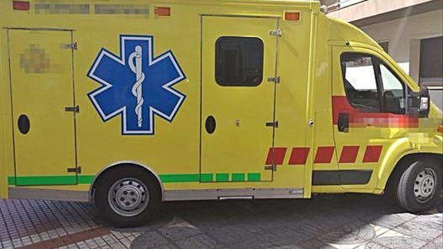 Un fallecido y tres heridos de carácter grave tras un accidente en Lanzarote