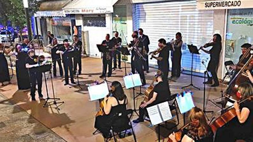 Ponteareas despide a música do IX Festival Groba
