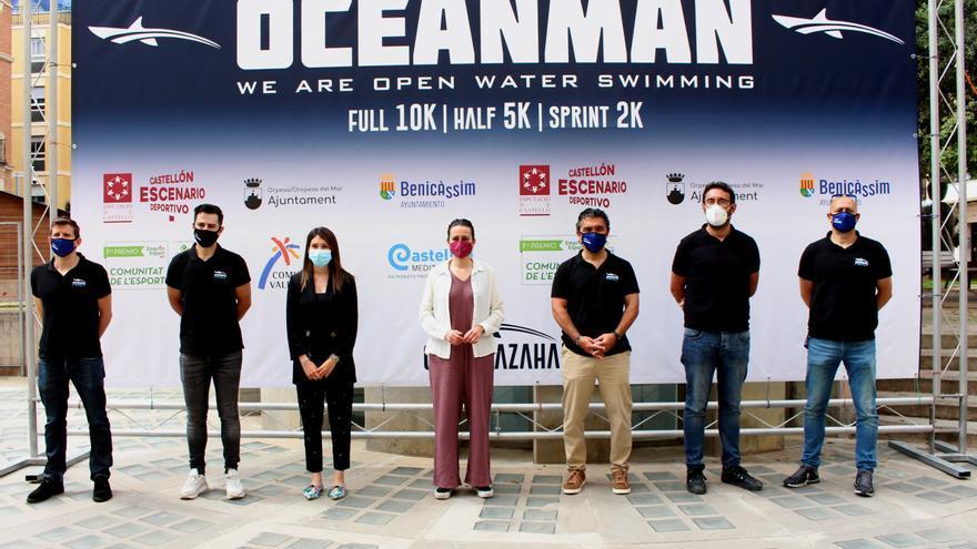 Descubre la nueva competición que llega a Orpesa y Benicàssim: la Oceanman Costa Azahar 2021