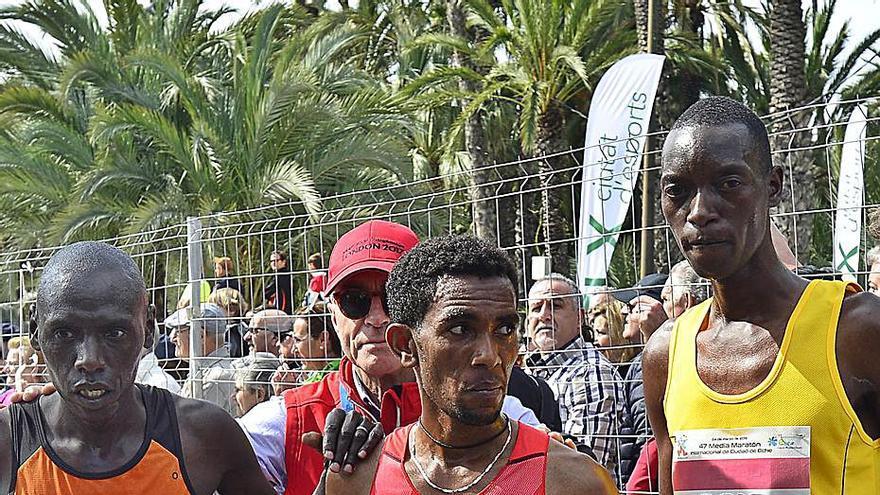 Atletas de élite africanos estarán el domingo en el Medio Maratón de Elche