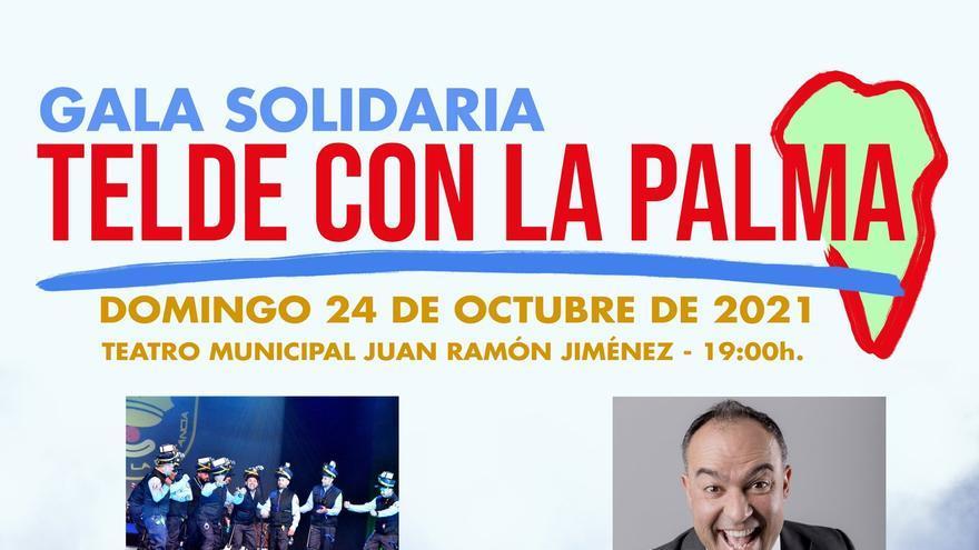 Gala Solidaria con La Palma