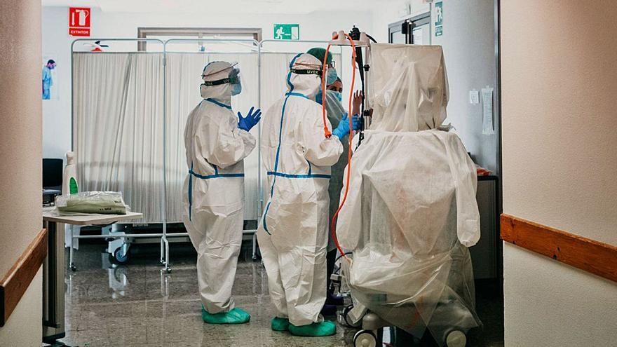La incidencia del coronavirus se mantiene localizada en seis municipios de las tres comarcas