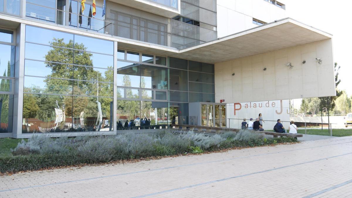 L'Audiència de Girona, foto d'arxiu