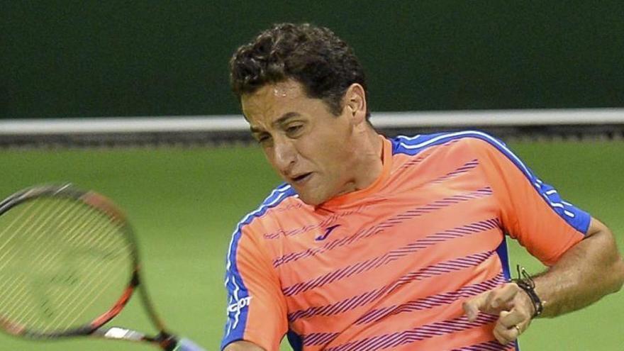 Nico Almagro liderará al Murcia Club de Tenis en el Campeonato de España por equipos