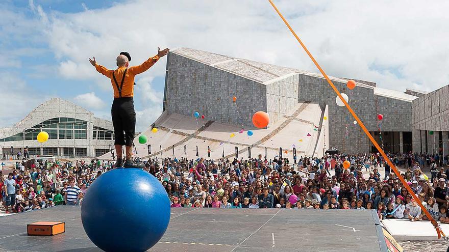 La Xunta busca reformular y potenciar el impacto del Gaiás a 10 años de su estreno