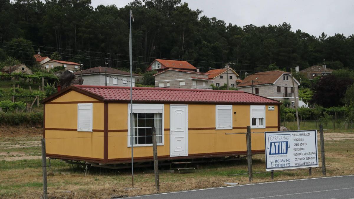 Las casas móviles, al alza ante la demanda de espacio e independencia
