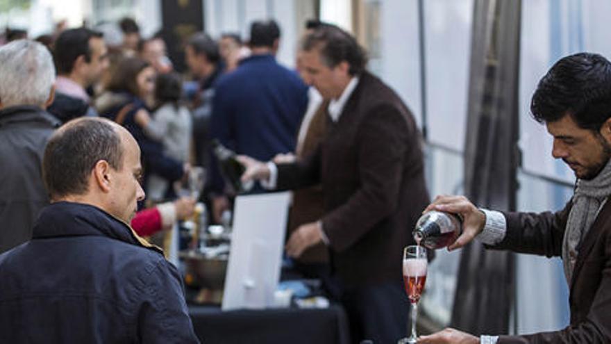 Las ventas de cava valenciano ya superan los ocho millones de botellas