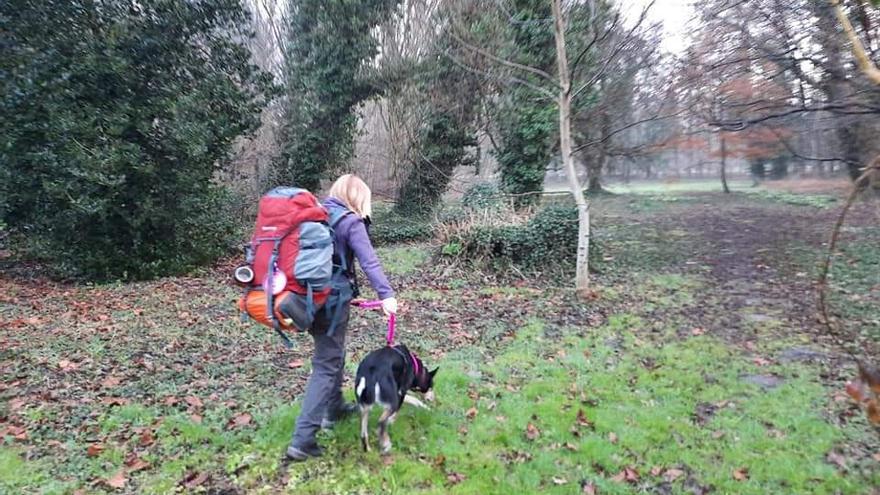 1.500 kilómetros en 63 días de caminata hasta Estivella por amor a los animales