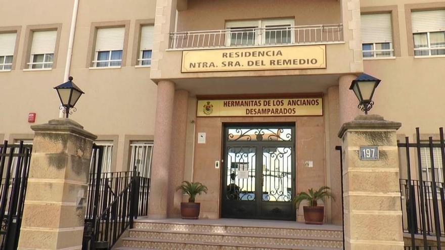La Residencia de Ancianos de Monóvar empieza a volver a la normalidad
