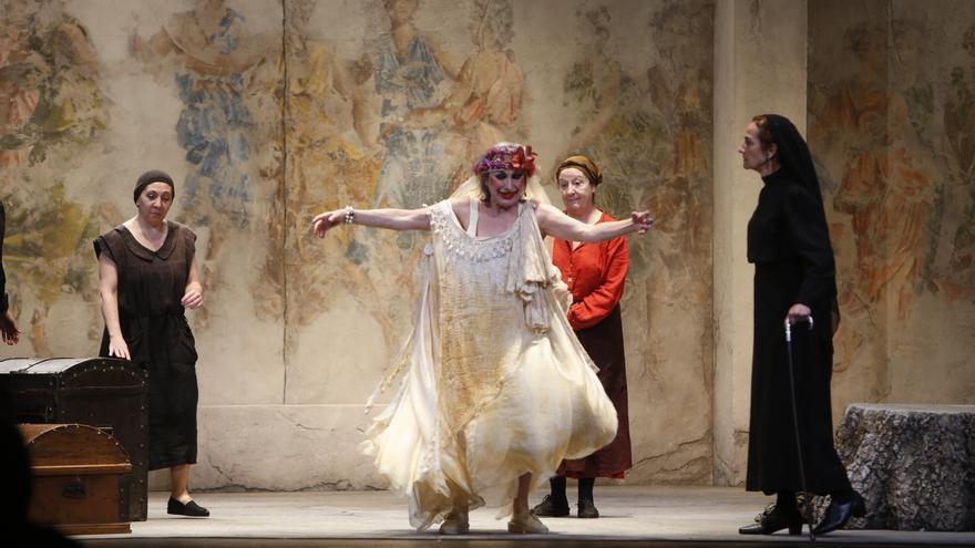 """Estreno nacional en el Teatro Principal de Alicante de """"La casa de Bernarda Alba"""""""